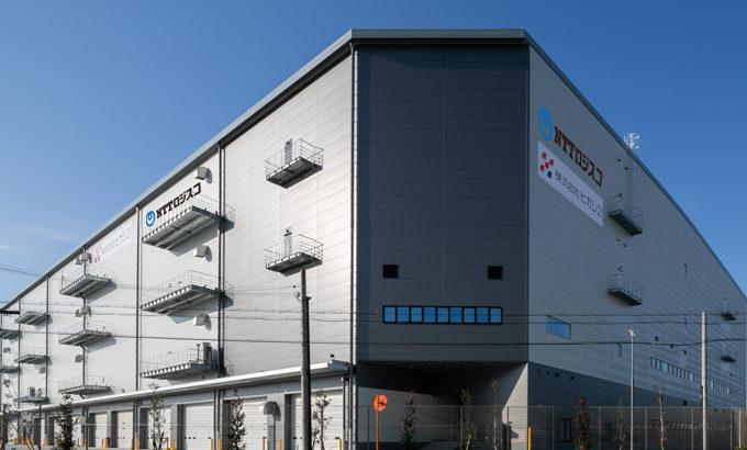 NTTロジスコ、大阪・茨木に新たな物流センター開設へ