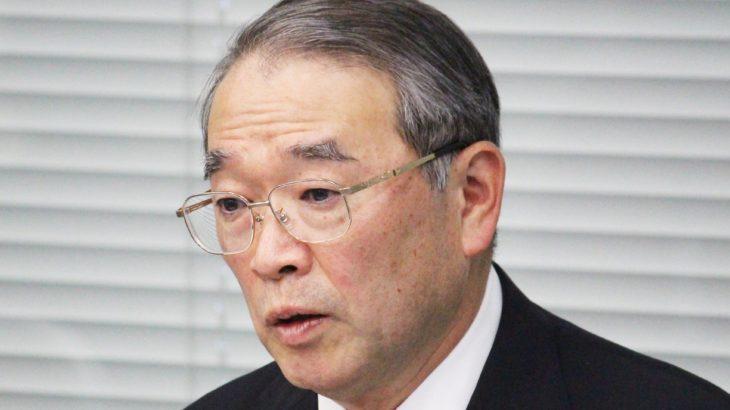 JILS・遠藤会長、物流分野から「Society 5.0」実現支援へ決意