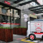 【動画】中国の京東集団、商品の自動配送拠点を設置