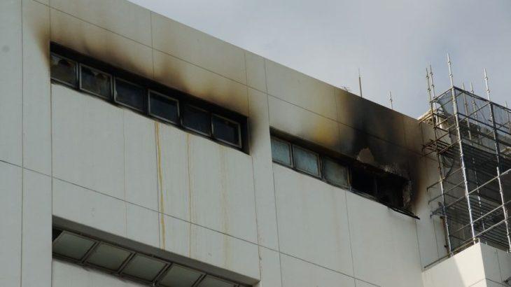 マルハニチロ物流倉庫火災、当日は冷凍機交換の配管工事を実施