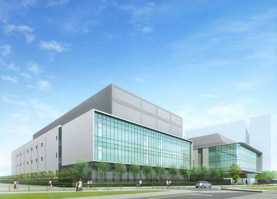 キヤノンITSが20年稼働予定で西東京データセンターに新棟建設
