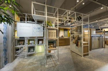 サンゲツ、那覇市内に新たな物流センター開設