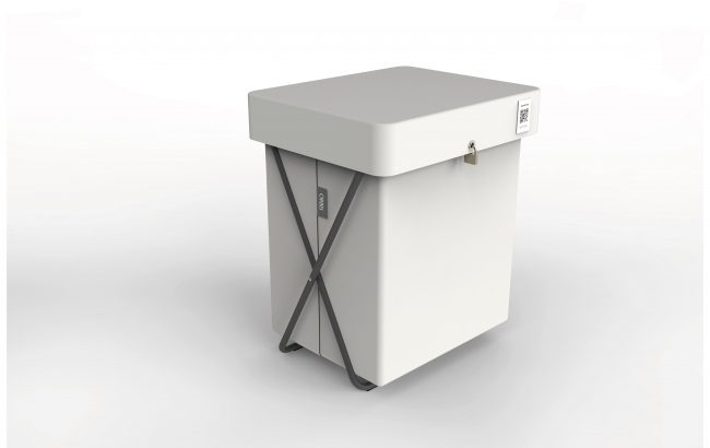 オルビス、宅配ボックス5000個をモニター配布