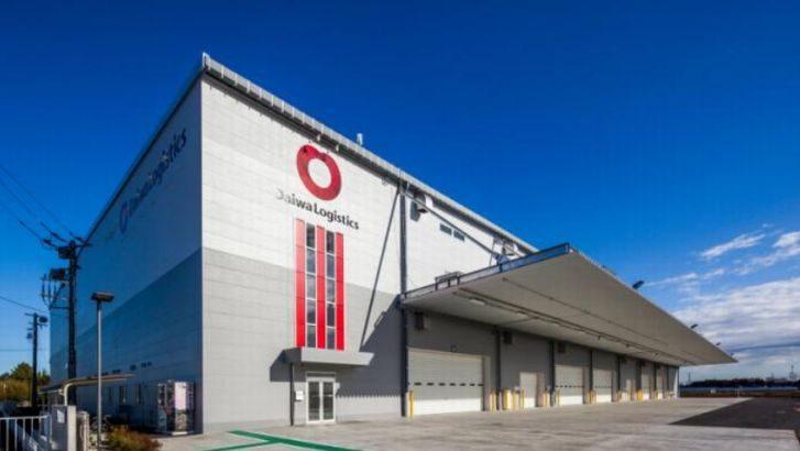 大和物流、神奈川・海老名の新センターが3月1日に本格稼働