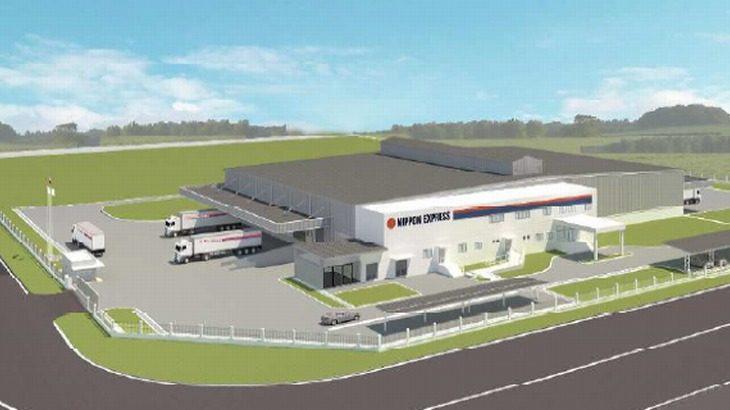 日本通運、カンボジアに新たな倉庫建設へ
