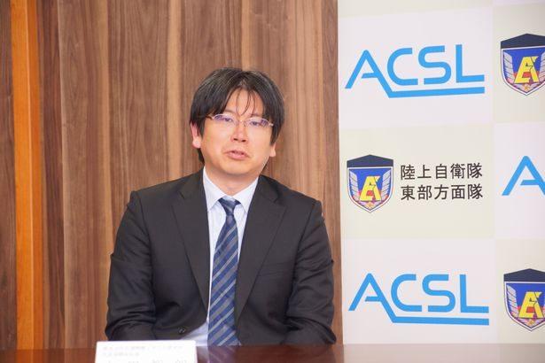 【独自取材】「ドローンの自動化技術は日本勢が先行・優位」