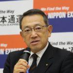 日通・齋藤社長、事業成長へ海外企業のM&Aに積極姿勢