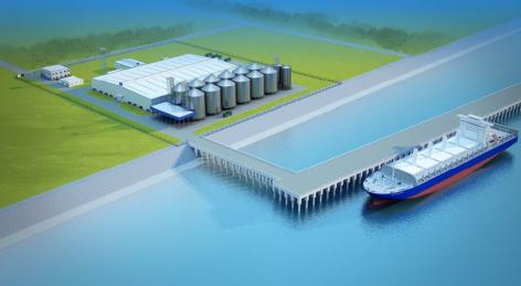 JOIN、ミャンマー・ティラワ港の穀物ターミナル事業に17億円出資で正式契約