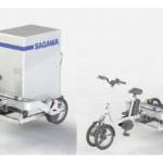 佐川と豊田TRIKE、業務用の電動アシスト自転車を開発