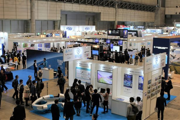【新型ウイルス】「ジャパンドローン2020」、予定通り開催を発表