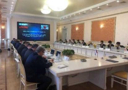 日ロ次官級会合、シベリア鉄道の利用促進継続を確認