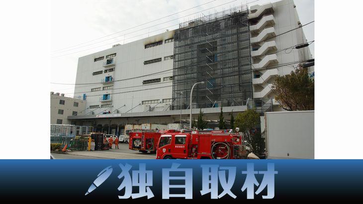 【独自取材】「工事作業中の火花飛散」はご法度!