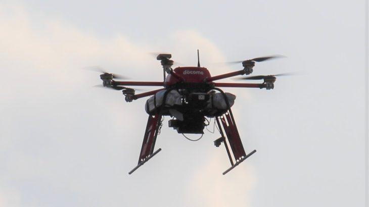 ドローン飛行前の情報共有システム登録要求へ
