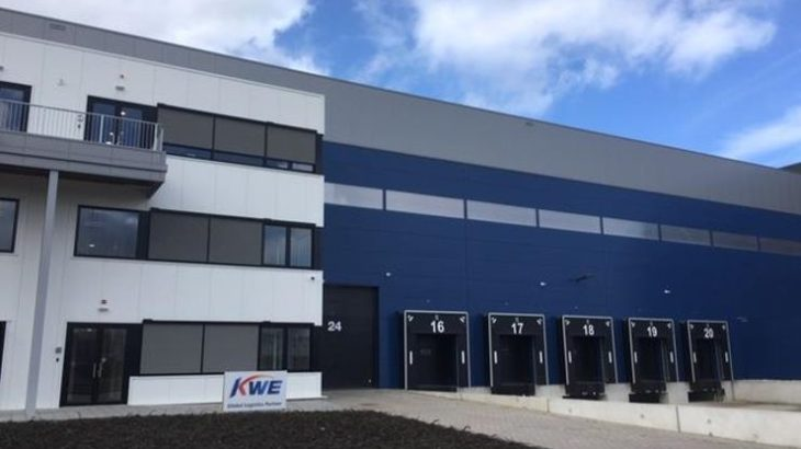 近鉄エクスプレスが蘭アムステルダムに第2倉庫を開設