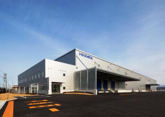 新日鉄エンジが石川・能美市の物流センターを完成・引き渡し