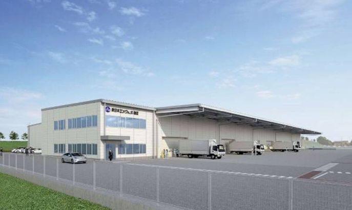 東日本エア・ウォーター物流が茨城に物流倉庫を建設