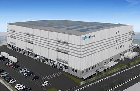 TRC、神奈川・厚木の三菱地所物流施設から完成前準備業務を受託