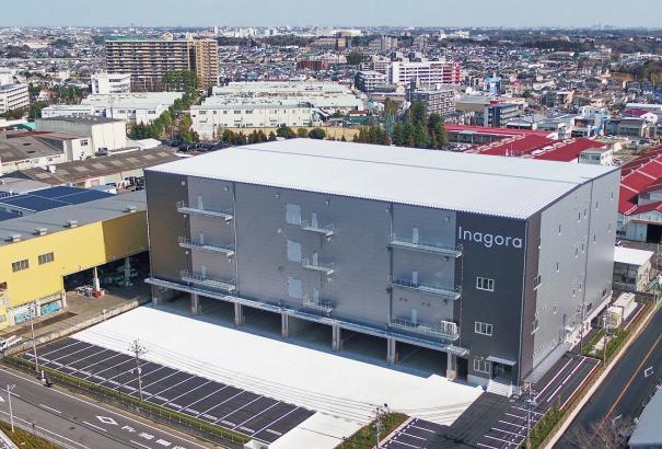 センターポイント・ディベロップメント、千葉・松戸に新たな物流施設が完成