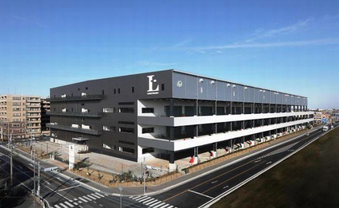 新日鉄住金エンジが「LOGIFRONT越谷Ⅰ」を完成・引き渡し
