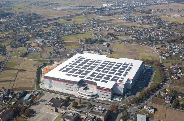 ESR、物流施設に初の予約制駐車場を開設へ