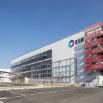 アッカが千葉・市川のESR施設にナイキ荷主の新拠点、AGV200台超導入