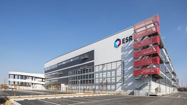 ESR、千葉・市川で首都圏最大規模の物流施設が完成