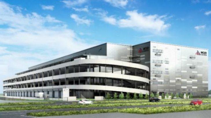 三菱商事都市開発、埼玉・上尾でマルチテナント型物流施設に着工