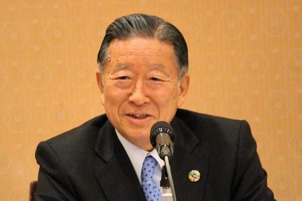 不動産証券化協会・岩沙会長、5月で退任へ