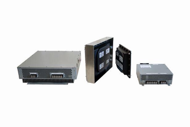 TDKが無人搬送車向けワイヤレス給電システムを開発