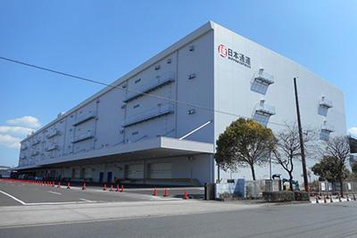 日本通運、「仙台支店卸町物流センター」を増築