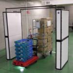 【動画】台車型ロボット&RFIDで棚卸し・検品の省人化効果