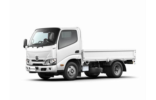 日野自動車が小型トラック「デュトロ」改良型を5月発売