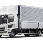 日野自動車が中型トラック「レンジャー」改良型を5月発売