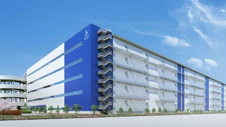 ラサールと三菱地所などが川崎に開発中の大型物流施設、丸運が入居決定