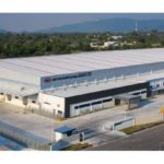 ニッコンHD、タイで1万3919平方メートルの倉庫完成