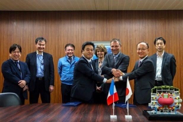 日立物流が仏の熱核融合実験炉建設で機器輸送契約