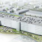 SGHDの新中計、本社隣接エリアで開発の佐川急便大型センター活用を明示