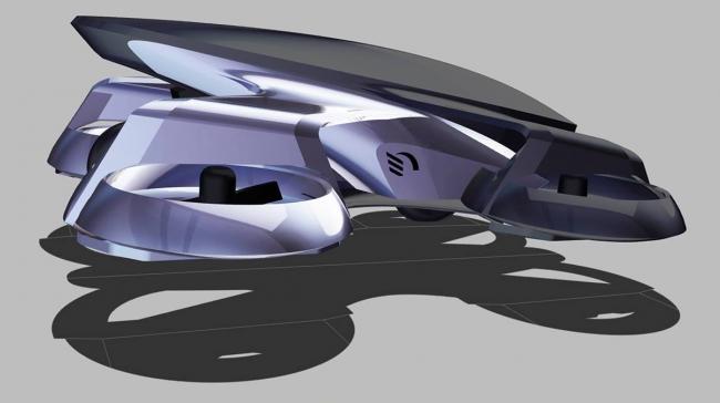 都築電気、「空飛ぶ車」開発プロジェクトに協賛
