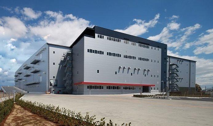 【動画】オリックス、埼玉・松伏に大規模マルチ型物流施設が完成