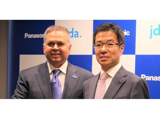 パナソニックと米JDA、物流業界など向けソリューション提供で連携強化