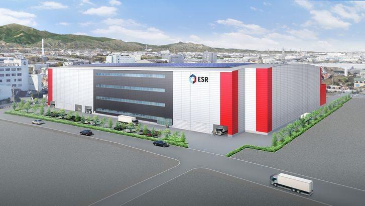 ESR、神奈川・茅ヶ崎でマルチテナント型物流施設開発へ