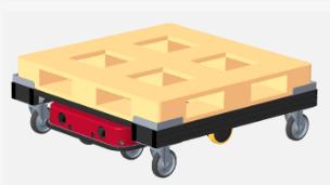 ZMP、物流支援ロボットの重量版モデルを開発