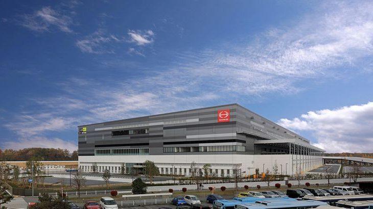 日野自動車の「日野グローバルパーツセンター」が稼働開始