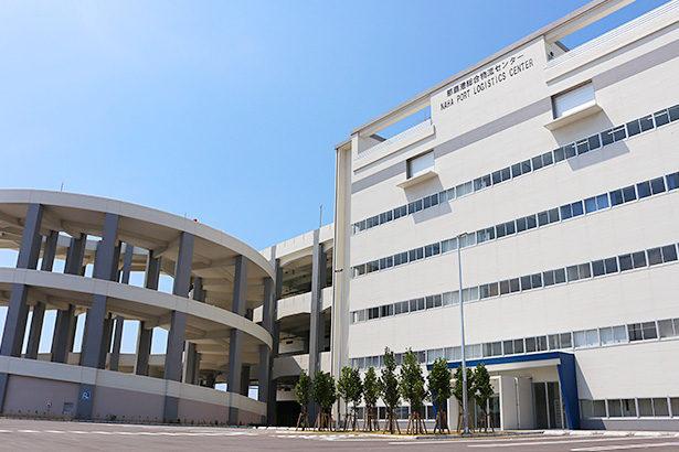 ニチレイ・ロジ九州、那覇港に新物流センター開設