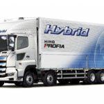 日野自動車が大型トラック「プロフィア ハイブリッド」を6月発売