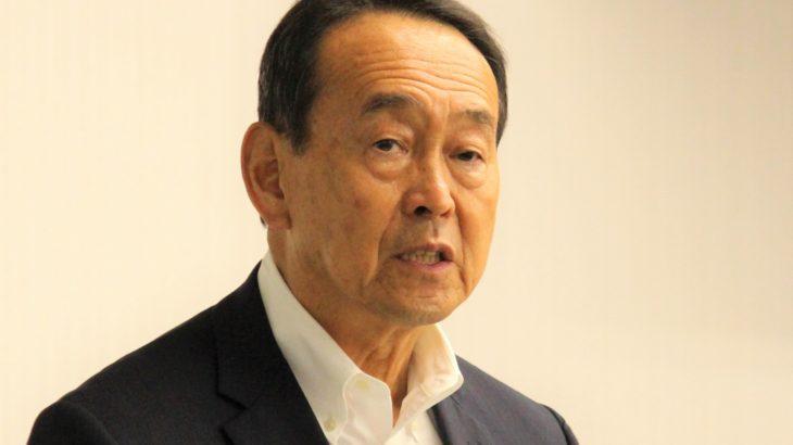 キムラユニティー・木村社長、要員配置適正化へ拠点間のスタッフ融通推進と説明