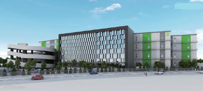 グッドマンジャパン、千葉の大型施設「ビジネスパーク」拡張を正式発表