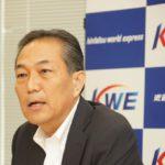 KWE・鳥居社長「今後10年以内に売上高1兆円企業を目指す」