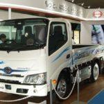 「人とくるまのテクノロジー展2019」にトラック3社が出展