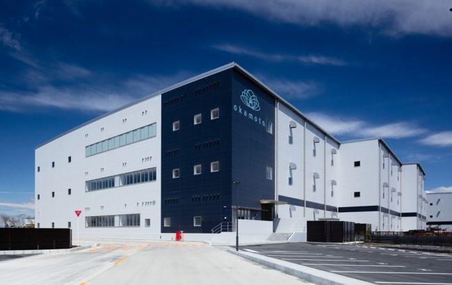 オリックスの新物流施設が埼玉・蓮田で完成、レッグウエアメーカーの岡本が1棟借り
